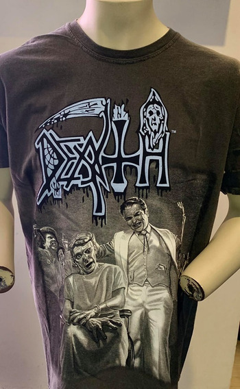 Death Spiritual Healing Vintage Wash T-shirt Merch Official