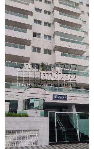 Imagem 1 de 18 de Apartamento Com 2 Dorms, Caiçara, Praia Grande - R$ 330.000,00, 74m² - Codigo: 5708 - V5708