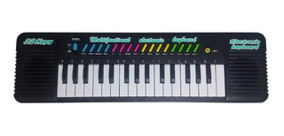 Teclado Musical Infantil Con Microfono Instrumento Musical