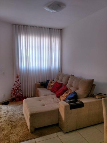 Casa Geminada Com 2 Quartos Para Comprar No Paquetá  Em Contagem/mg - 2301