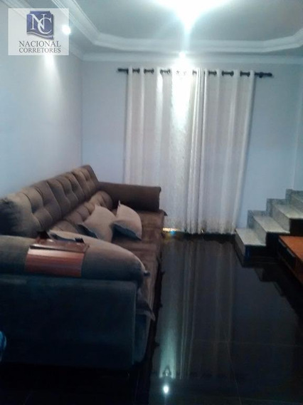 Cobertura À Venda, 160 M² Por R$ 500.000,00 - Vila Camilópolis - Santo André/sp - Co2195
