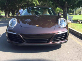 Porsche 911 3.0 Carrera S Pdk At 2017