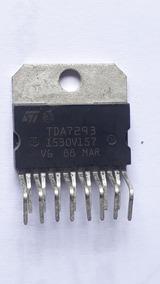 Circuito Integrado Tda 7293 Tda7293 Envio R$ 12.00