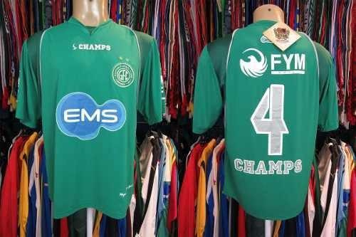 Guaraní 2008 Camisa Titular Tamanho G Número 4.