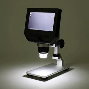 Microscopio Digital Lcd Portátil 1-600x Zoom Original Top