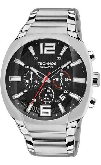 Relógio Technos Skymaster Js25ao/1p Original Com Nfe