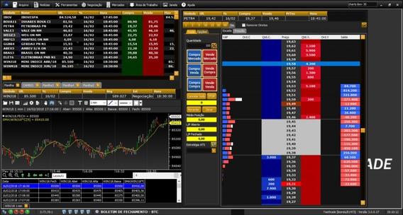 Programa Tape|reading - Scalper - Mendigo Trader