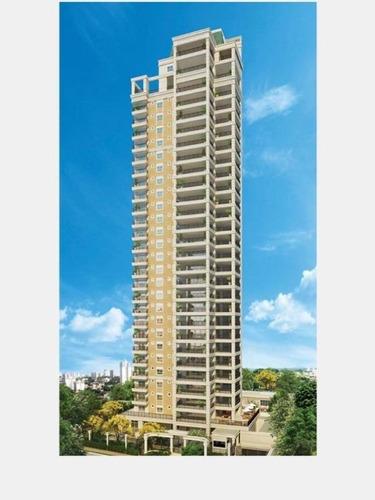 Apartamento Com 4 Suites À Venda, 306 M² Por R$ 5.650.000 - Planalto Paulista - São Paulo/sp - Ap0418 - 67855174