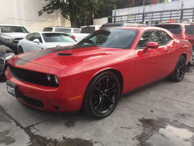 Dodge Challenger 3.7 3.6 Black Top At 2017