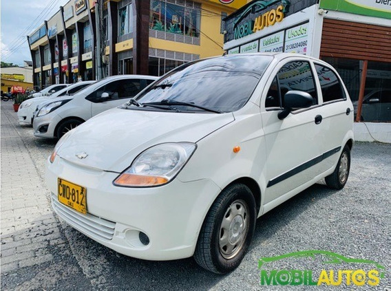 Chevrolet Spark Ls Aa 1.0 2009