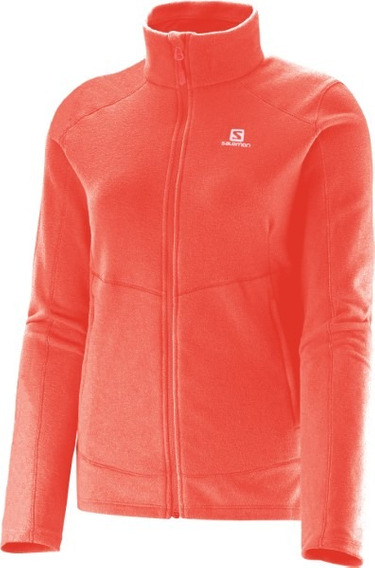 Camperas Salomon - Niños - Polar Lt Jacket K - Casual