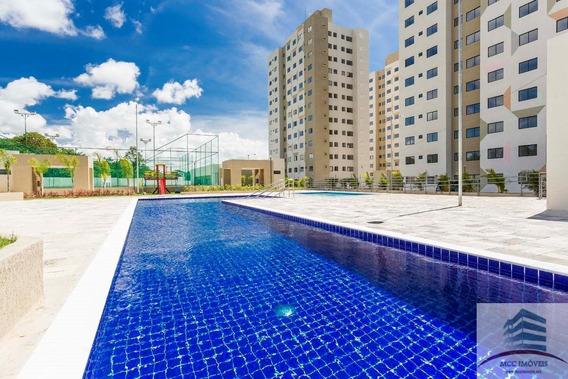 Apartamento Para Aluguel No Ecopark, Emaús