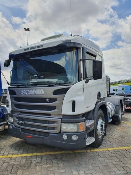 Scania P 360 6x2 Opticruise 2014 / Financiamos