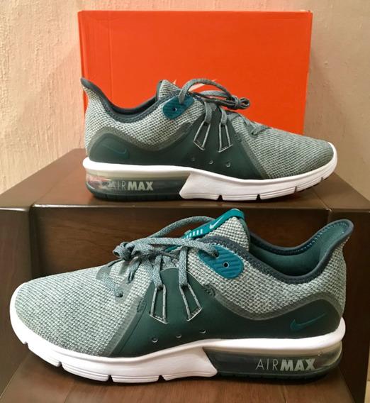 Tenis Nike Air Max Sequent 3 Caballero
