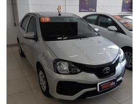 Etios 1.5 X Sedan 16v Flex 4p Automático 23193km