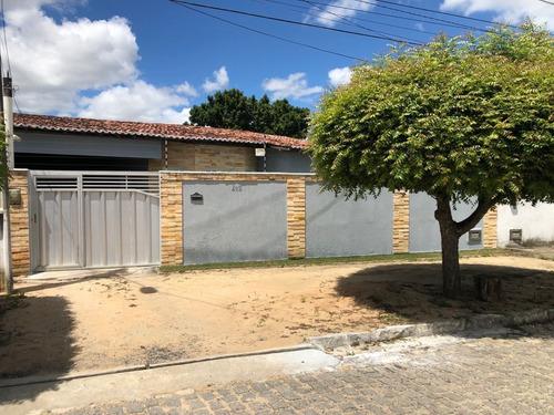 Imagem 1 de 15 de Casa Com 3 Dormitórios À Venda, 120 M² Por R$ 200.000,00 - Monte Castelo - Parnamirim/rn - Ca0539