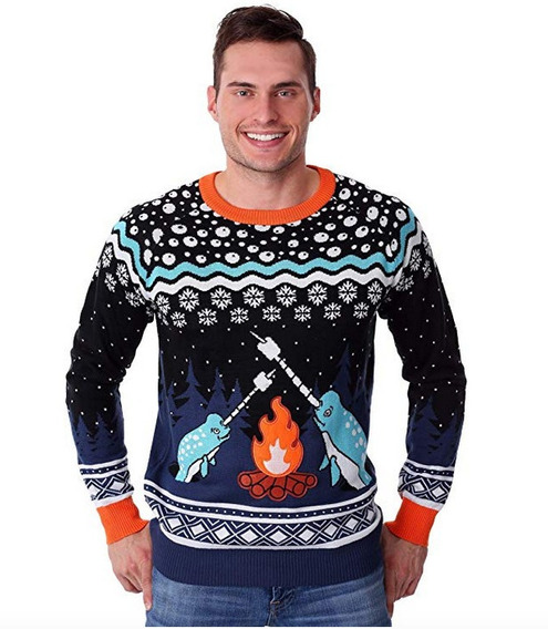 Christmas Navidad Ugly Sweater Unisex Narval