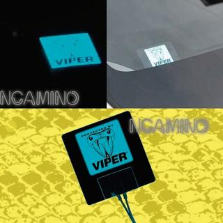 Led Neon De Alarma Viper Viborita
