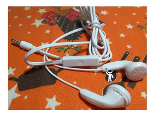 Fone De Ouvido Com Microfone Entrada P2 Motorola Samsung