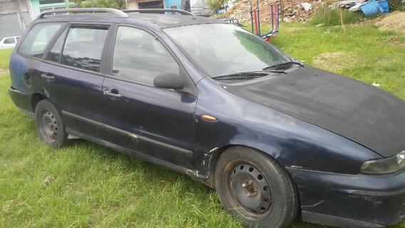 Sucata Fiat Marea Weekend Elx 2.0 20v 1999