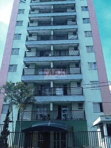 Apartamento À Venda, 52 M² Por R$ 329.000,00 - Centro - Osasco/sp - Ap0312