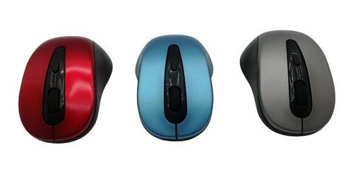 Mouse Optico Inalambrico Usb