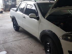 Fiat Strada 1.6 16v Trekking Cab. Dupla Flex 2p 2013