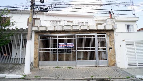 Sobrado Com 4 Dormitórios À Venda, 280 M² Por R$ 850.000,00 - Vila Prudente - São Paulo/sp - So0543