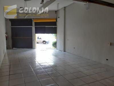 Loja Para Locação - Utinga, Santo André - 08175
