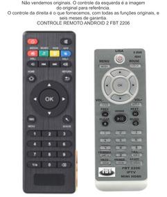 Controle Remoto Para Iptv Android Fbt 2206