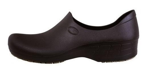 Sapato Antiderrapante Sticky Shoe - Cozinha, Hospital