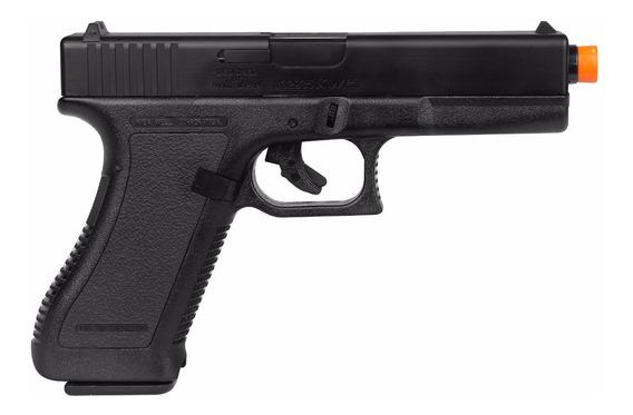 Pistola Airsoft Spring Kwc Glock G7 - 230 Fps