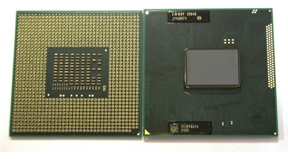Processador Intel I5 -2a Geração Para Notebooks-frete Grátis