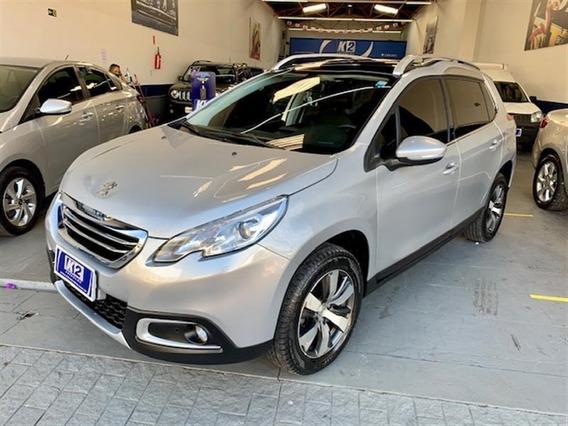 Peugeot 2008 1.6 16v Flex Griffe 4p Automático 2017/2017