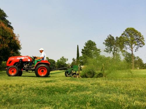 Tractor Hanomag Stark Park2 25hp 2wd Parquero Nuevo Usd Of.