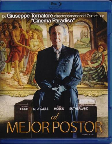 Al Mejor Postor The Best Offer Pelicula Blu-ray