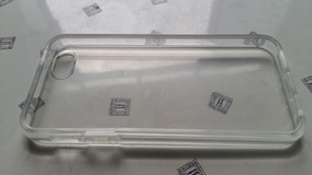 Capa Transparente iPhone 5 5s Silicone Tpu Case