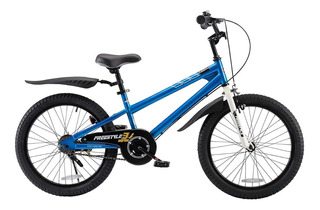 Bicicleta Royal Baby Freestyle Rodado 20 Sin Cambios