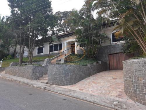 Casa  Com 4 Dormitório(s) Localizado(a) No Bairro Alto Da Boa Vista Em São Paulo / São Paulo  - 6424