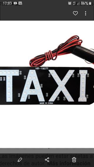 Vendo Derecho De Taxi Básico