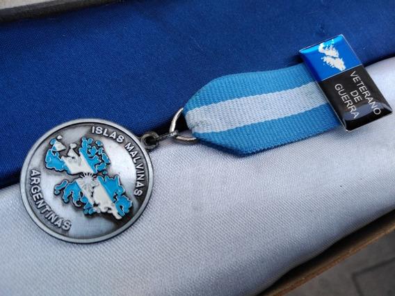 Veterano Malvinas Reconocimiento No Oficial Souvenir