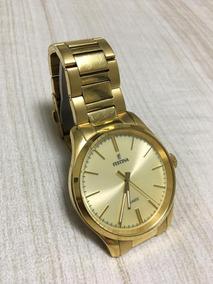 Relógio Festina Dourado F16808/1