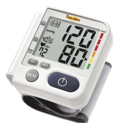 Aparelho Medidor De Pressão Arterial Digital De Pulsopremium Lp200