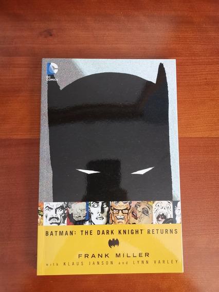 Batman: The Dark Knight Returns (versión En Inglés)