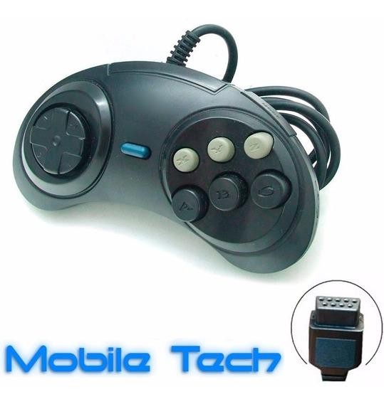 Controle Joystick Mega Drive Master System Sega Tec Toy G25