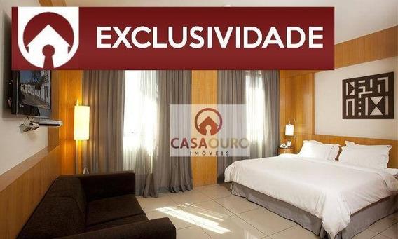 Flat Residencial À Venda, Funcionários, Belo Horizonte. - Fl0006
