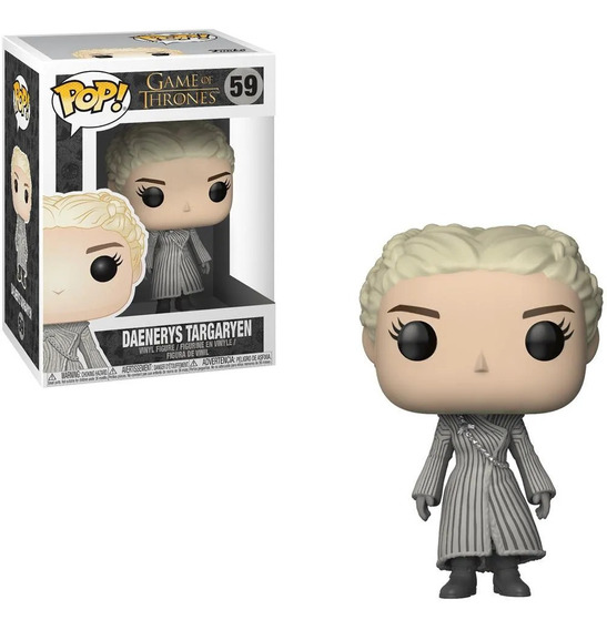 Boneco Funko Pop Game Of Thrones - Daenerys Targaryen 59
