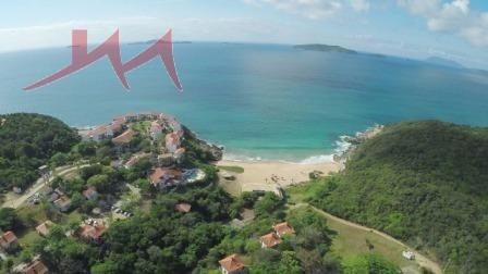 Terreno Para Venda, 868.32 M2, Praia Das Caravelas - Armação Dos Búzios - 432
