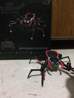 Dron Spiderman Home Coming (todo Lo Que Apárese Viene Inclu)