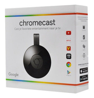Google Chromecast 2 Da Generacion Smart Tv Box Netflix Flow